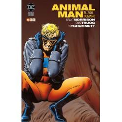 BIBLIOTECA GRANT MORRISON – ANIMAL MAN NÚM. 01 (DE 3)
