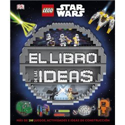 LEGO STAR WARS EL LIBRO DE LAS IDEAS