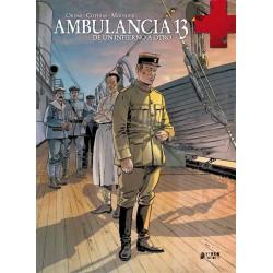AMBULANCIA 13 VOL. 4. DE UN INFIERNO A OTRO