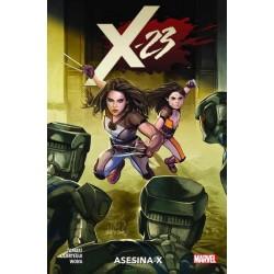 X-23 02. ASESINA-X