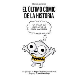 EL ULTIMO COMIC DE LA HISTORIA