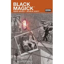 BLACK MAGICK 02. EL DESPERTAR PARTE 2