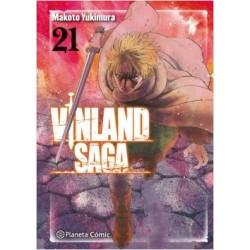 Vinland Saga nº 21