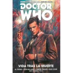 DOCTOR WHO. VIDA TRAS LA MUERTE (11º DOCTOR)
