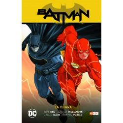 BATMAN VOL. 5: BATMAN/FLASH - LA CHAPA (BATMAN SAGA - RENACIMIENTO PARTE 5)