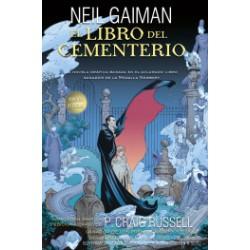 El libro del cementerio. Novela gráfica