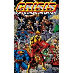 CRISIS EN TIERRAS INFINITAS XP VOL. 01 DE 5