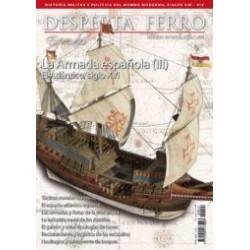 Desperta Ferro Especiales n.º 22 La Armada española (III). El Atlántico, siglo XVI
