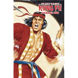SHANG-CHI .THE DEADLY HANDS OF KUNG FU (MARVEL LIMITED EDITION)