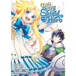 THE RISING OF THE SHIELD HERO 03