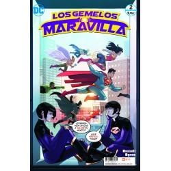 LOS GEMELOS MARAVILLA NÚM. 02 DE 3