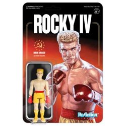 Rocky 4 Figura ReAction Ivan Drago 10 cm