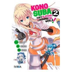 KONOSUBA 02