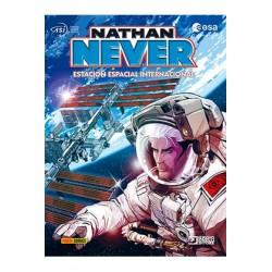 NATHAN NEVER. ESTACIÓN ESPACIAL