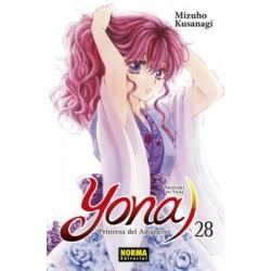 YONA 28, PRINCESA DEL AMANECER
