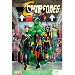 MARVEL YOUNG ADULTS. CAMPEONES 01 EL MUNDO TODAVIA NECESITA HEROES