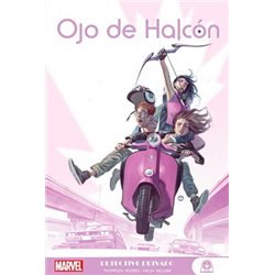 MARVEL YOUNG ADULTS. OJO DE HALCON: DETECTIVE PRIVADO