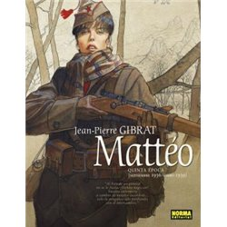 MATTÉO. QUINTA ÉPOCA (1936-1939)