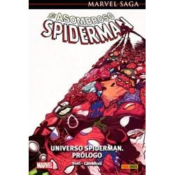 EL ASOMBROSO SPIDERMAN 47. UNIVERSO SPIDERMAN. PROLOGO (MARVEL SAGA 107)