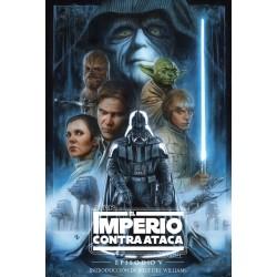 Star Wars Episodio V El Imperio Contraataca