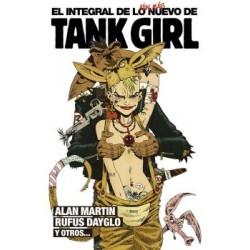 EL INTEGRAL DE LO AÚN MÁS NUEVO DE TANK GIRL 2