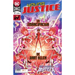 YOUNG JUSTICE NÚM. 17