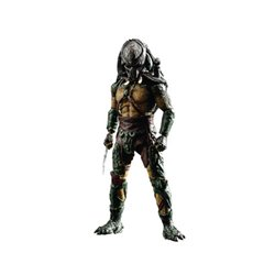 TRACKER PREDATOR FIGURA 1/18 SCALE PREVIEWS EXCLUSIVE PREDATOR