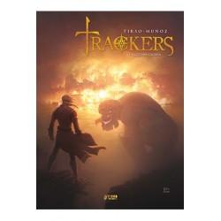 TRACKERS 03. LA ÚLTIMA CACERÍA