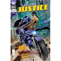 YOUNG JUSTICE NÚM. 19