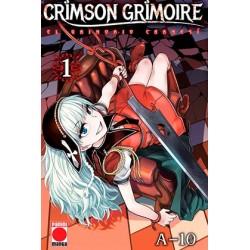CRIMSON GRIMOIRE: EL GRIMORIO CARMESI 01