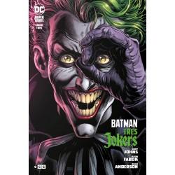BATMAN: TRES JOKERS NÚM. 03 DE 3