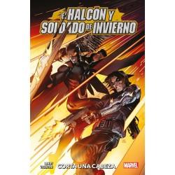 EL HALCON Y SOLDADO DE INVIERNO