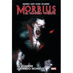 MORBIUS: EL VAMPIRO VIVIENTE. EL HOMBRE LLAMADO MORBIUS(MARVEL OMNIBUS)