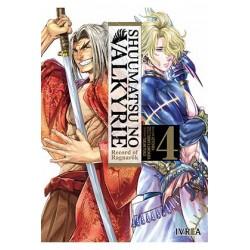 SHUUMATSU NO VALKYRIE. RECORD OF RAGNAROK 04
