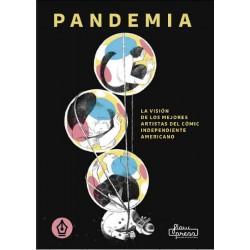 Pandemia. La visión de los mejores artistas del cómic