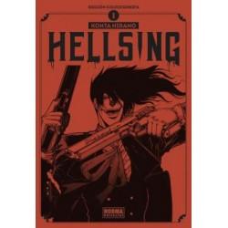 HELLSING 01. EDICION COLECCIONISTA