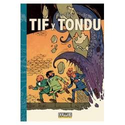 TIF Y TONDU 02. INVESTIGACIONES A TRAVES DEL MUNDO