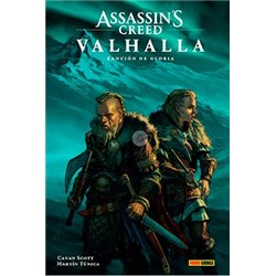 ASSASSIN'S CREED VALHALLA. CANCION DE GLORIA