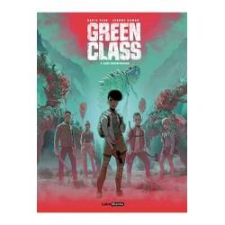 GREEN CLASS 03. CAOS DESENFRENADO