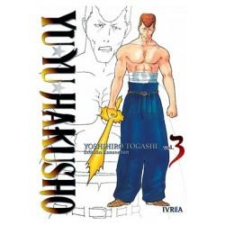 YU YU HAKUSHO EDICION KANZENBAN 03