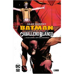 BATMAN: LA MALDICIÓN DEL CABALLERO BLANCO