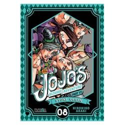 JOJO'S BIZARRE ADVENTURE PARTE 6: STONE OCEAN 08