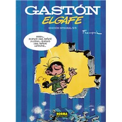 GASTON ELGAFE 5. INTEGRAL
