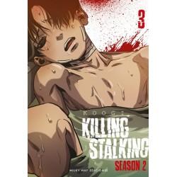 KILLING STALKING SEASON 2, VOL. 3