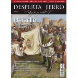 Desperta Ferro Antigua y medieval nº66 Heraclio. Bizancio entre la gloria y el desastre