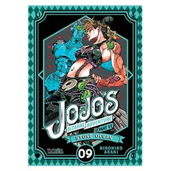 JOJO'S BIZARRE ADVENTURE PARTE 6: STONE OCEAN 09