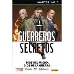 GUERREROS SECRETOS 02. DIOS DEL MIEDO, DIOS DE LA GUERRA (MARVEL SAGA 119)