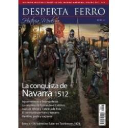 Desperta Ferro Historia Moderna n.º 53: La conquista de Navarra 1512
