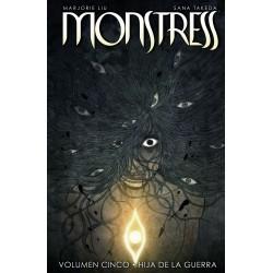 MONSTRESS 5. HIJA DE LA GUERRA
