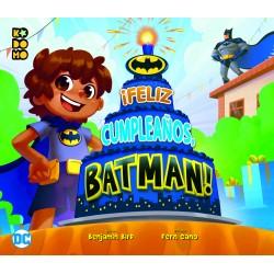 ¡FELIZ CUMPLEAÑOS, BATMAN!